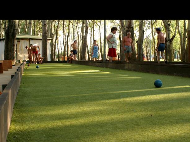 Impianti sportivi polivalenti tennis/calcettoe bocce