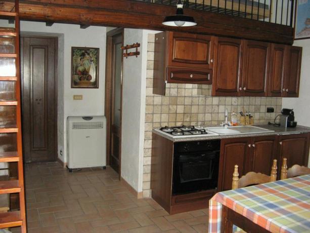 Casa a Tocco da Casauria cucina attrezzata, Wi-Fi