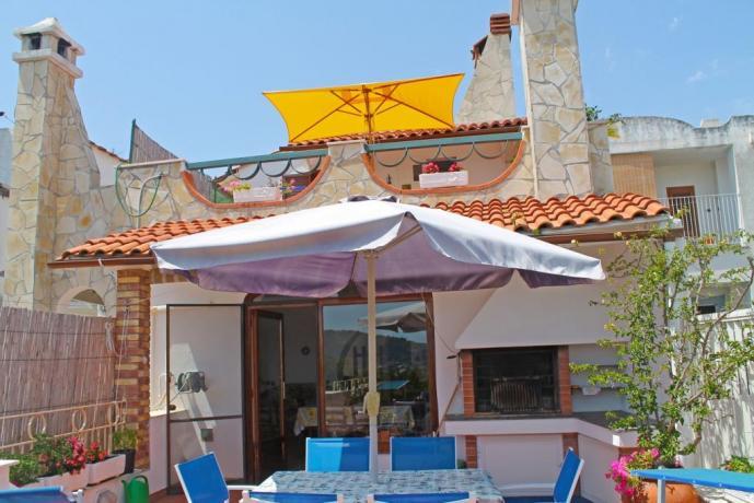 Casa vacanze con appartamenti a Barano d'Ischia