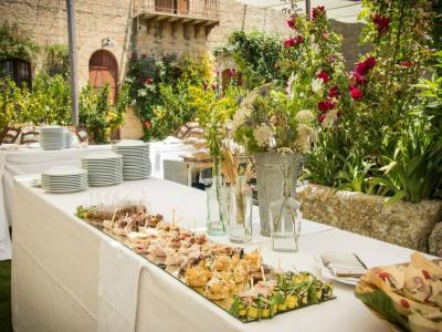 Catering ideale eventi&cerimonie Masseria4Stelle vicino mare Valledolmo