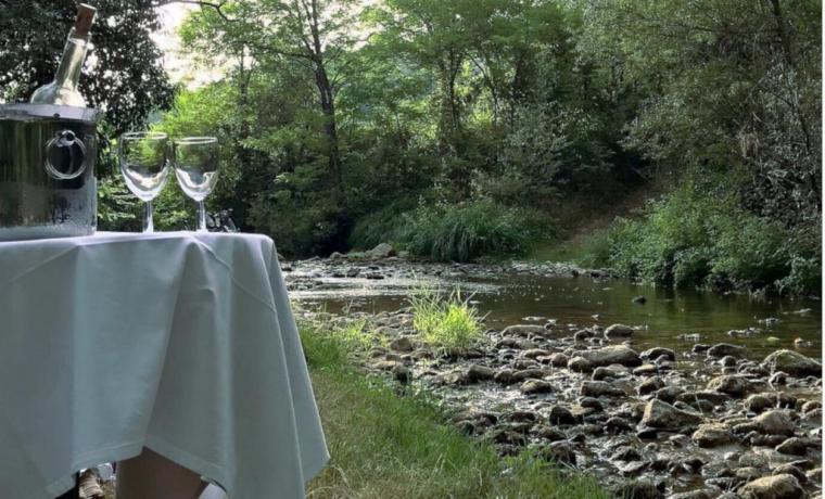 aperitivo sul fiume