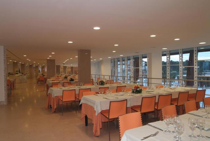Ristorante a Buffet Hotel La Riserva Verde