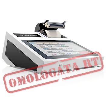 MCT A|Box 3, Registratore-Cassa-Touch per Ristorante medio