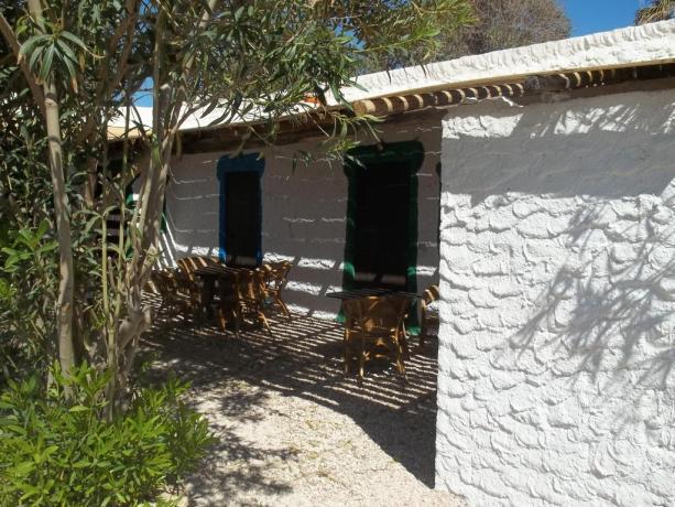 Villaggio per famiglie/coppie vicino Lampedusa