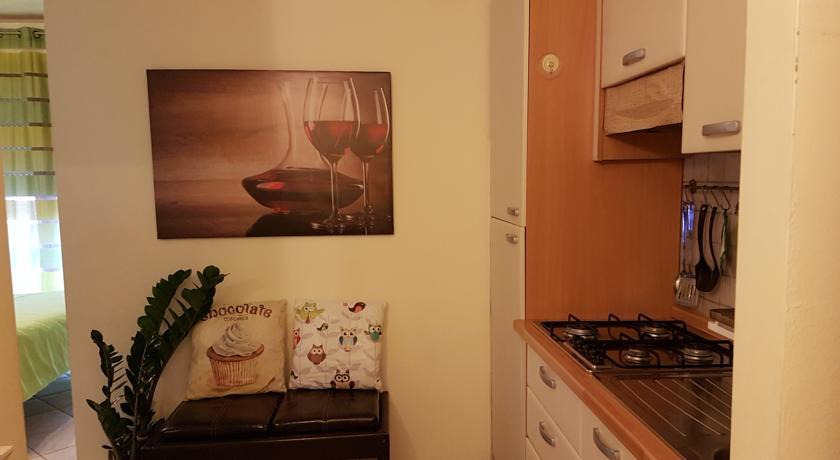 Angolo Cottura in Suite per cene Intime