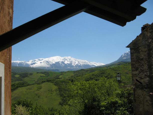 Casa Vacanza nel Parco Nazionale in Abruzzo