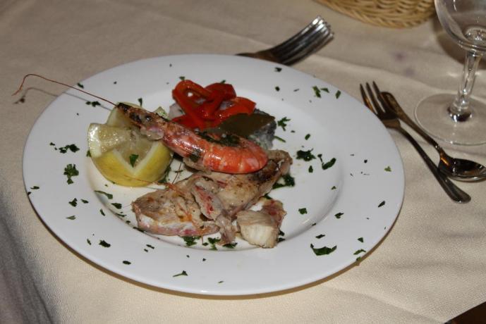 Specialità tipiche siciliane a due passi dal mare