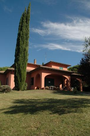 Grande Villa Vacanza affitto a Perugia