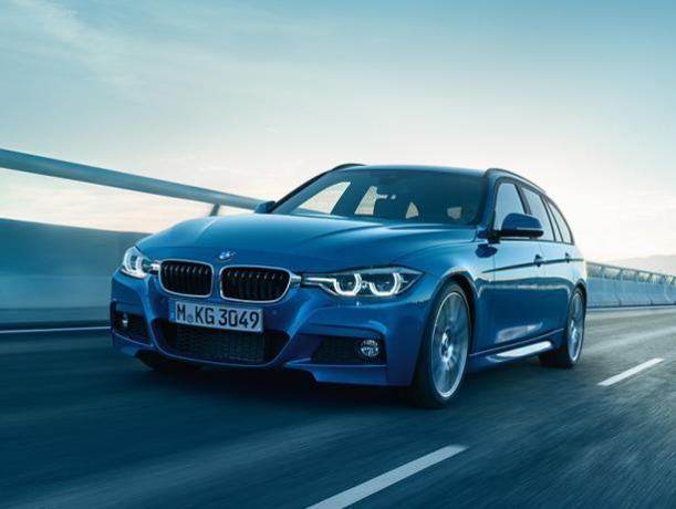 Noleggio Lungo Termine BMW SERIES 3 Pronta Consegna