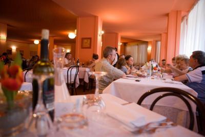 Albergo e ristorante per famiglie