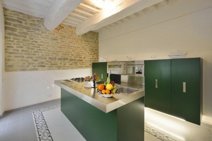 Casa vacanza vicino Perugia con angolo cottura