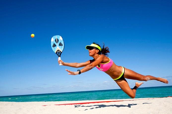 Hotel con Spiaggia attrezzata per beach-tennis