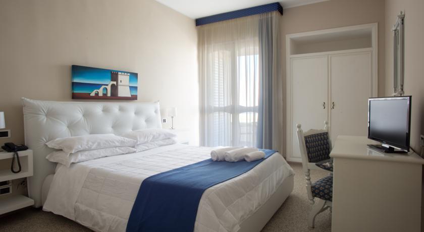 Hotel a Porto Cesareo con Terrazza vista Mare