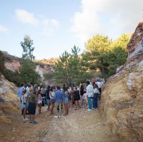Escursioni e tour organizzati Isole-Eolie relais a Lipari