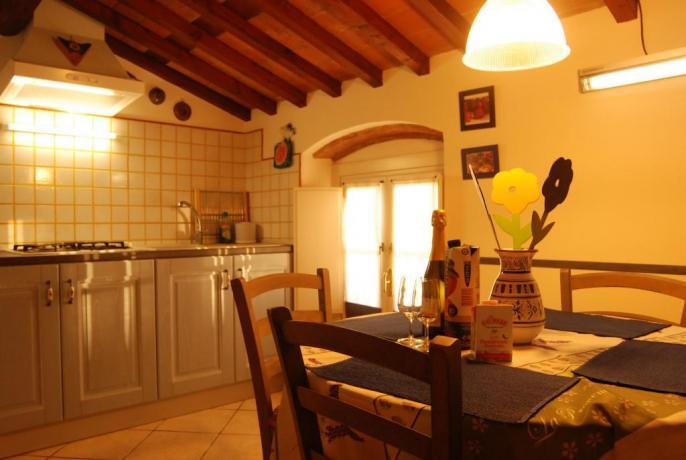 Cucina Appartamento Mansarda
