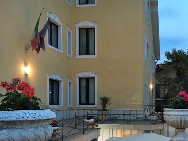 Albergo3stelle a San-Giovanni-Rotondo vicino Santuari