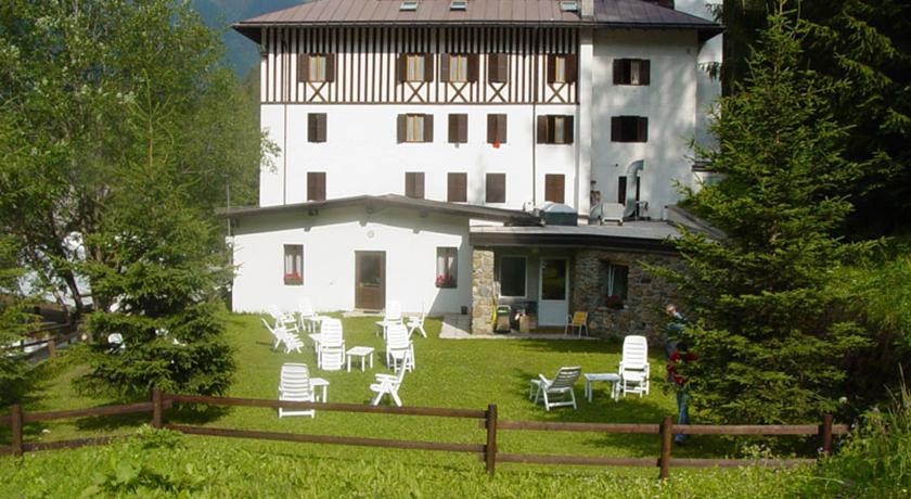 Hotel a Pejo Terme