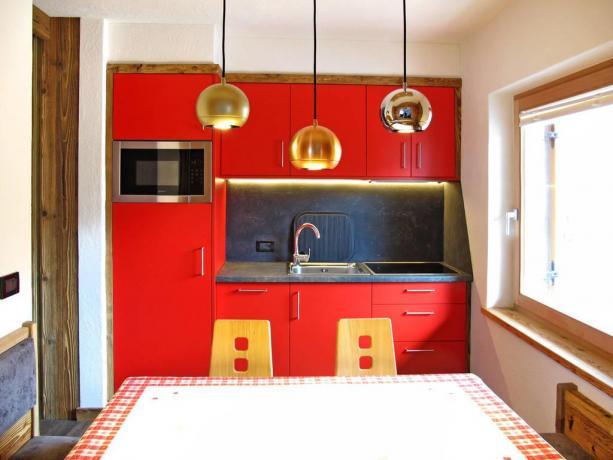 Appartamenti con angolo cottura in Residence a S.Vigilio