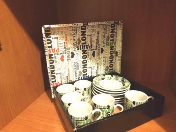 Appartamento-vacanza Foligno 2-3-4-5 persone Tazzine caffe'