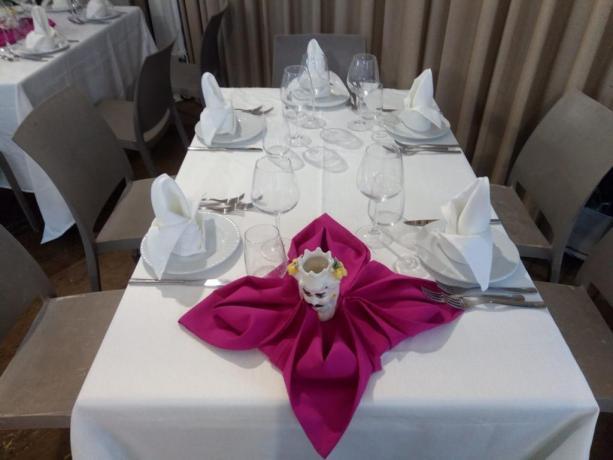 Ristorante convenzionato eccellente hotel 3 stelle Trapani