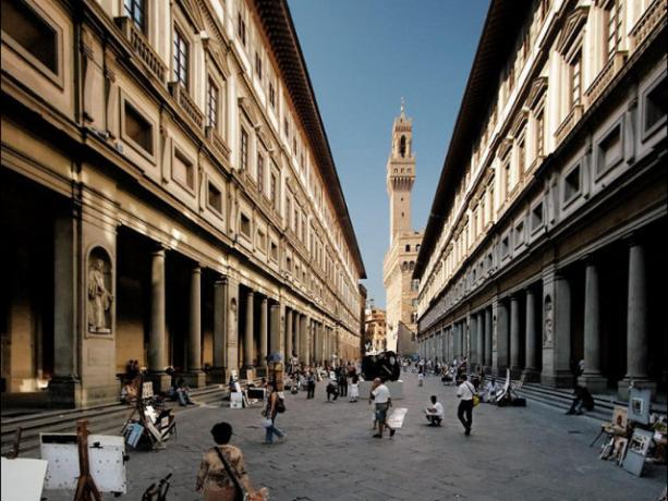 B&B ideale per visitare Uffizi Firenze Centro