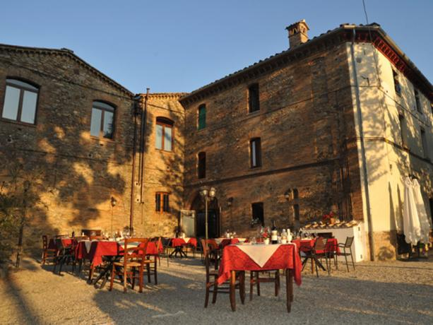 Corte della Locanda in Agriturismo a Umbertide Umbria