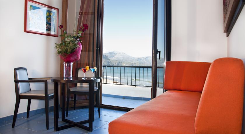 Camere eleganti con vista Castellammare del Golfo