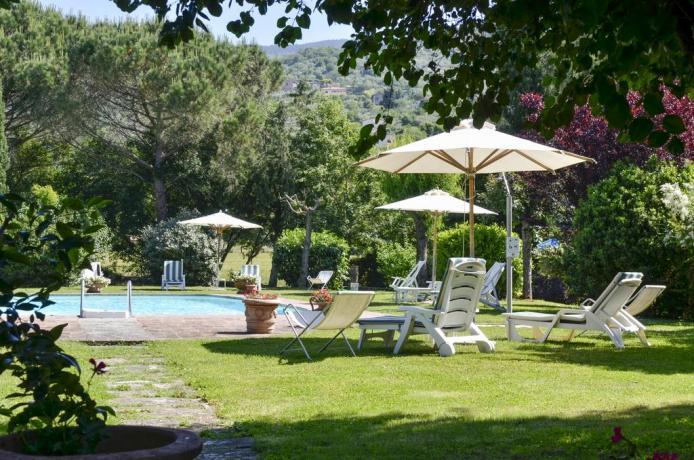 Casa Vacanza in Toscana con Piscina