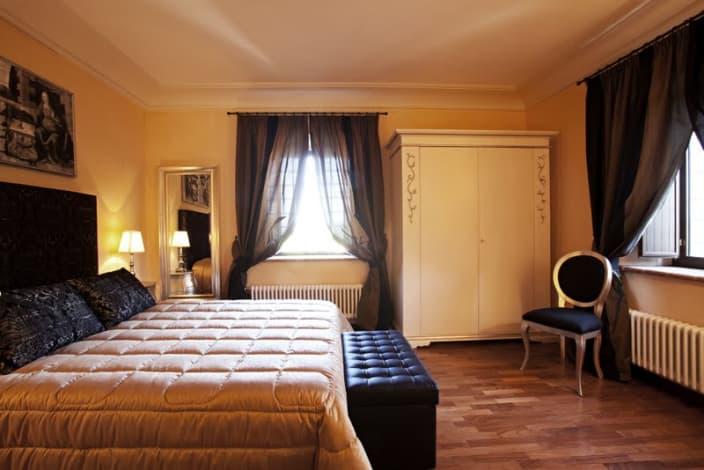camera Hotel il Castello