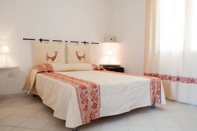 Camera Matrimoniale Albergo3stelle in Gallura