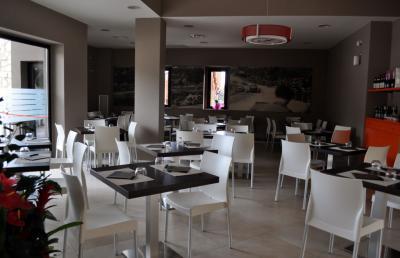Albergo con ristorante tipico vicino città della Domenica
