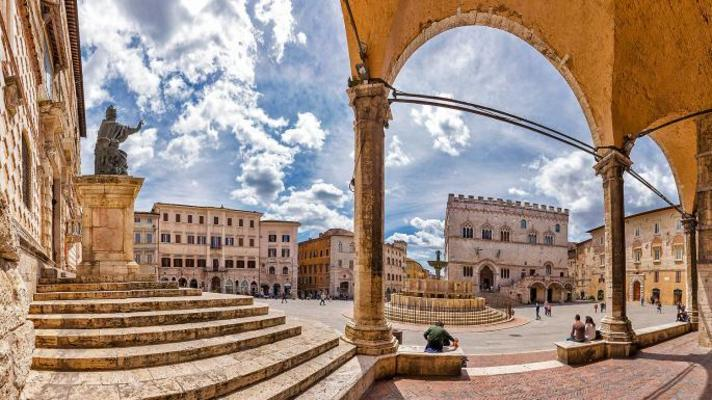 Weekend in Centro a Perugia