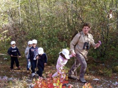 Parco avventura per adulti e bambini