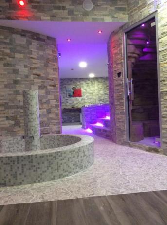 Centro Benessere in hotel a Colfiorito Umbria