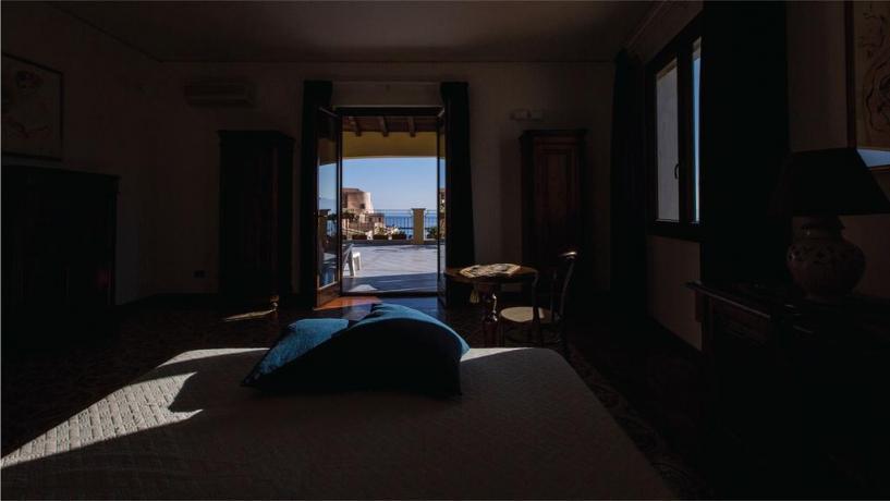 Suite paradiso Castellammare del Golfo Sicilia