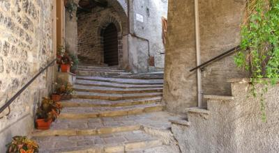 Camere nei vicoletti del Borgo