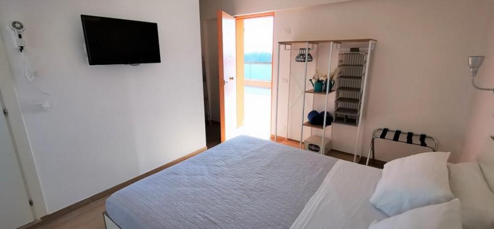 Camera-deluxe check-in anticipato hotel3stelle Igea-Marina