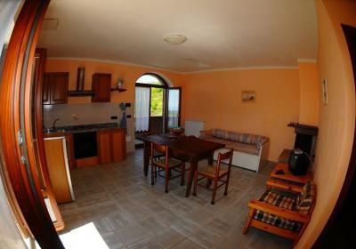 Appartamenti con spazioso salotto