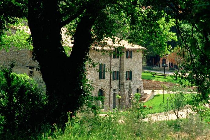 Appartamento per 6 Persone vicino Assisi