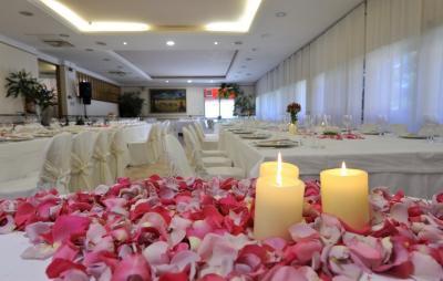 Sala ristorante per cerimonie