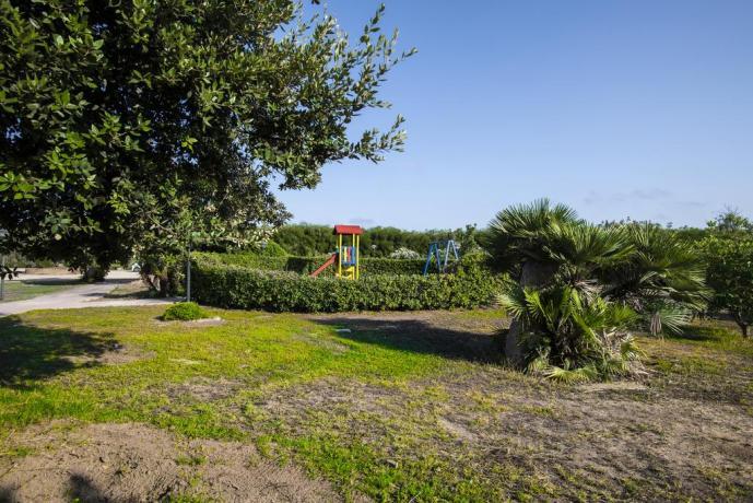 Parco per Bambini a pochi minuti dalla spiaggia