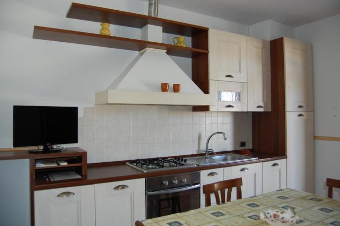 Appartamenti vacanze con cucina casa-vacanze Macerata
