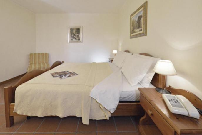 Camere Matrimoniali a Torgnon