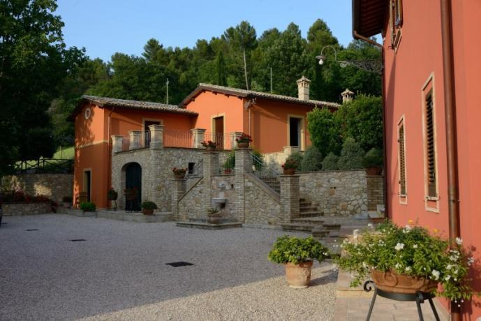 Vacanze in appartamento in Umbria