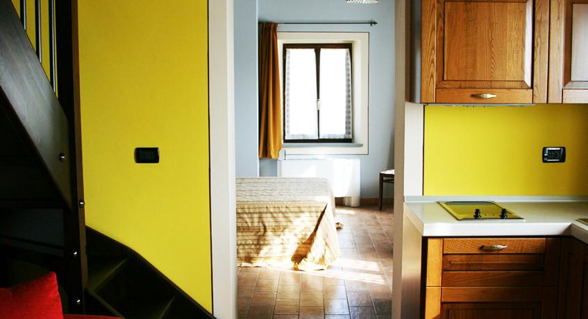 Appartamento Aurora a Montecarotto