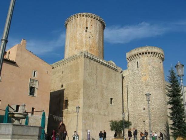 Hotel vicino Palazzo Caetani a Fondi