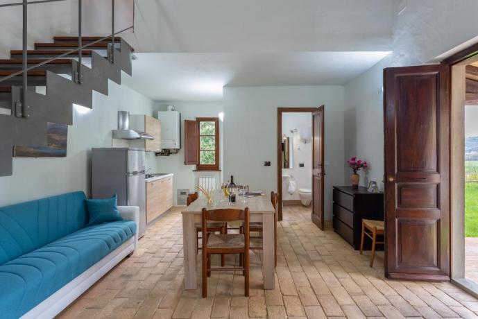 Appartamento completamente arredato per Famiglie-Gruppi