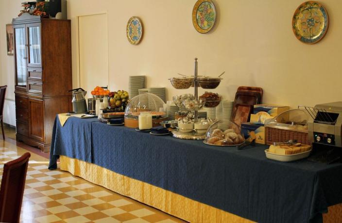 Cucina Tipica siciliana in Casale Rustico