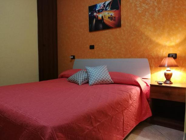 Camera con Wi-Fi Hotel a Capua
