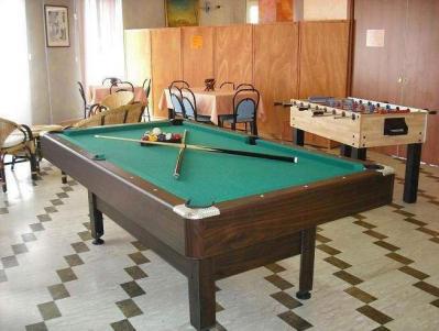 Sala Ricreativo Eco-Hotel3Stelle Campobasso